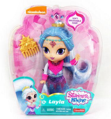 Shimmer & Shine Doll Layla