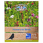 Mr Fothergill's RSPB Flower Seed Mix - Flowers for Birds
