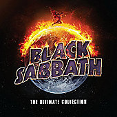 Black Sabbath The ultimate collection 2CD