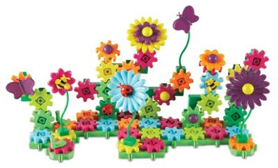 Learning Resources Builds & Bloom Flower Garden