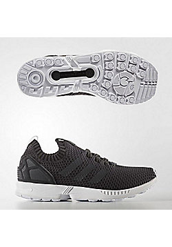 adidas Originals Mens ZX Flux Primeknit Running Shoes / Trainers - Grey