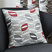 Fusion Copeland Red Cushion Cover - 43x43cm