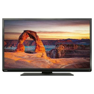 Toshiba 40L1333DB 40 Inch Full HD 1080p LED TV With Freeview