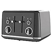 Breville Lustra Black Toaster