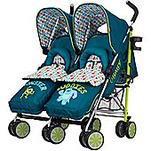 OBaby Disney Twin Stroller (Monsters Inc)