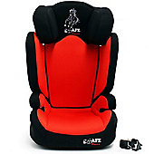 iSafe Kid Junior ISOFIX Car Seat (Racer)