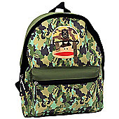Paul Frank Julius Camouflage Backpack