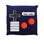 Gaming Cushion 40x40cm Navy