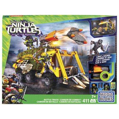 Teenage Mutant Ninja Turtles Battle Truck Playset