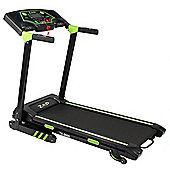 Zaap Fitness Tx-5000 Electric Treadmill Running Machine - 2Hp Motor - 130Kg Max