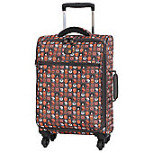 IT Luggage Animal 4 wheel Cabin Case