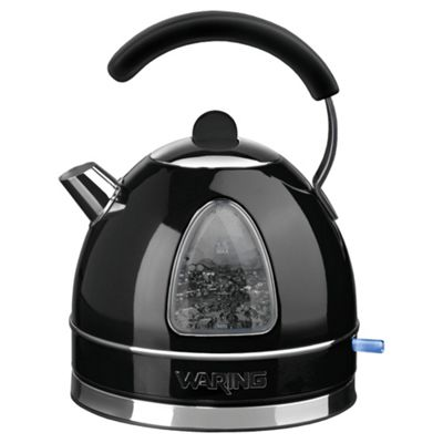 Waring Traditional Kettle, 1L - Black
