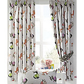 Dapper Dogs Curtains 72s