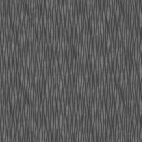 Superfresco Vienna Glitter Plain Black/Silver Wallpaper