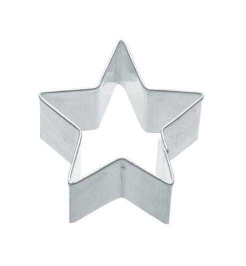 KitchenCraft Cookie Cutter in Star Shaped - 4 cm