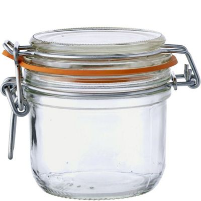Le Parfait Super Terrines 200ml Transparent Jar