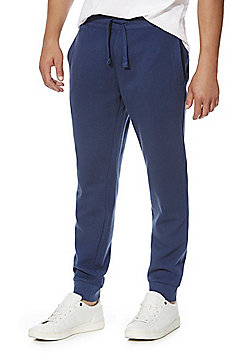 F&F Drawstring Joggers with As New Technology - Denim blue