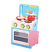 Santoys Oven and Stove Set (Blue)