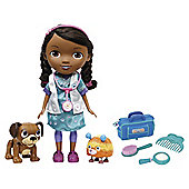 Doc Mcstuffins Pet Vet Doc And Pets