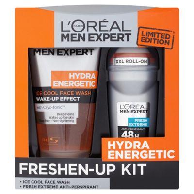 L'Oréal Men Expert Freshen -Up Kit