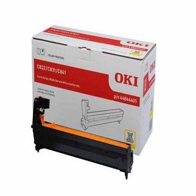 Oki Printer ink cartridge for 831 841 C822 - Yellow