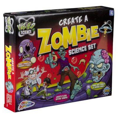 Grafix Weird Science Create A Zombie Science Set