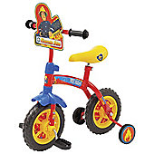 Fireman Sam 2in1 10 inch Kids Training Bike