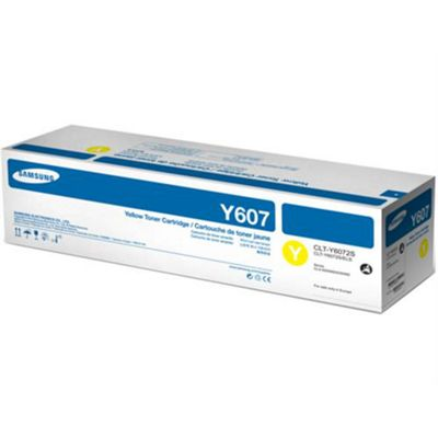 Samsung CLT-Y6072S Laser toner 15000pages Yellow