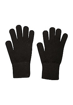 Mountain Warehouse Everyday Knitted Glove - Black
