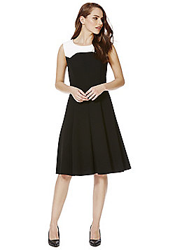 Roman Originals Fit and Flare Dress - Black