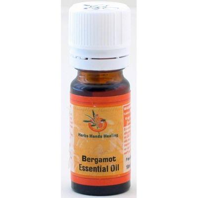Bergamot Essential Oil 100% (10ml Oil)