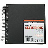 Daler Rowney Graduate Sketchbook Value - 152mm x 152mm