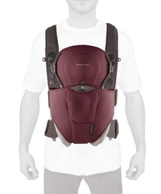 Mamas & Papas - Morph Baby Carrier - Plum Pudding