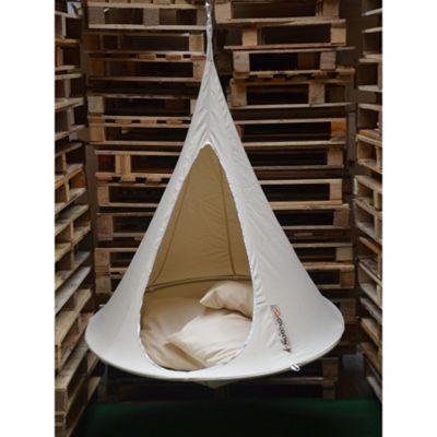 Cacoon Bonsai Hanging Chair - Natural White