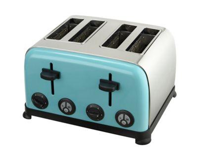 KitchenOriginals by Kalorik Aqua Four Slice Toaster