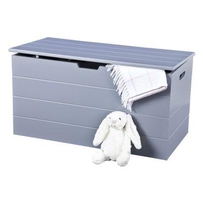 Seaton Storage Chest - Grey