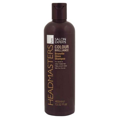 Headmasters Colour Brilliance Brunette Gloss Shampoo 400ml