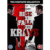 The Rise And Fall Of The Krays DVD