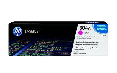 HP 304A (CC533A) Magenta Original LaserJet Toner Cartridge CC533A