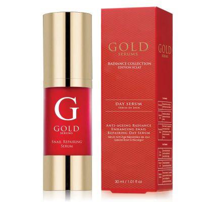 Gold Serums Anti-ageing Radiance Enhancing Hyaluronic Intense Serum 30ml
