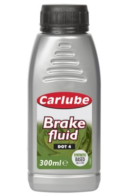 Brake Fluid DOT 4 300ml