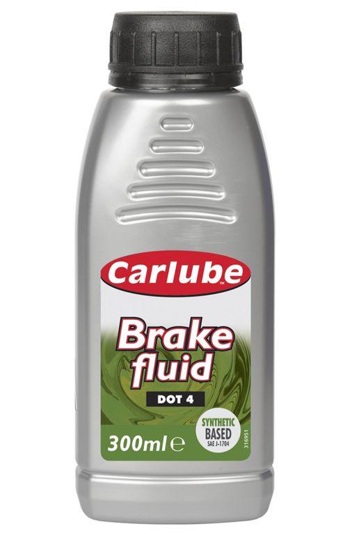 Brake Fluid DOT 4 300ml