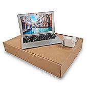 Certified Refurbished Apple MacBook Air, 11.6-Inch LED Display, i5, 128GB Flash Storage, 4GB RAM, Wifi, - Silver