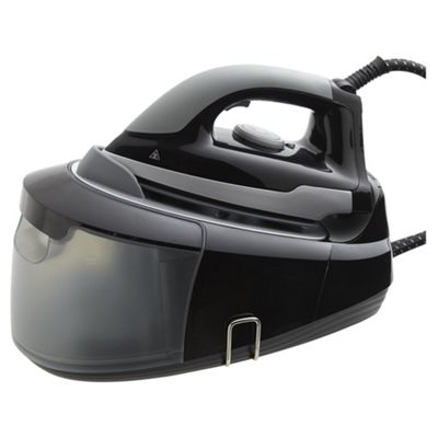 buy tesco steam generator iron irsg2416 2400w black. Black Bedroom Furniture Sets. Home Design Ideas
