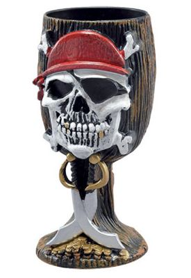 Bristol Novelty - Pirate Goblet