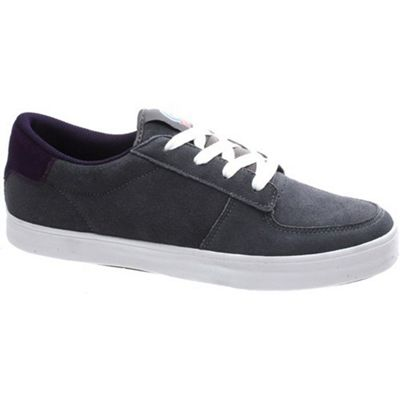 Osiris Duffel VLC Charcoal/White/Purple Shoe