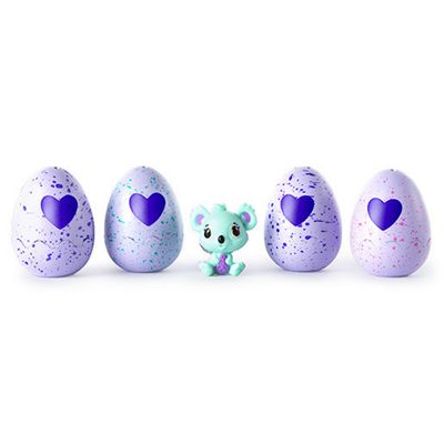Hatchimal Colleggtibles - 4 Pack and Bonus