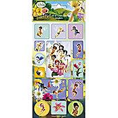 Disney Fairies - Tinkerbell - 3D Sticker Pack - Sticker Style