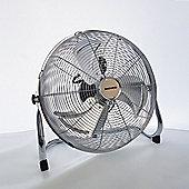 Daewoo 16 Inch Velocity Fan - Silver