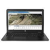 "HP ZBook 15.6"" Intel Core i7 16GB RAM 256GB SSD Windows 10 Pro Laptop Black"